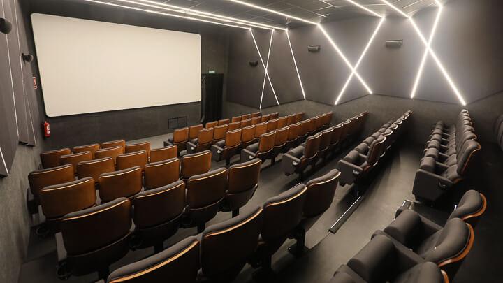 Cines Embajadores, tres salas para el publico más cinéfilo y exigente