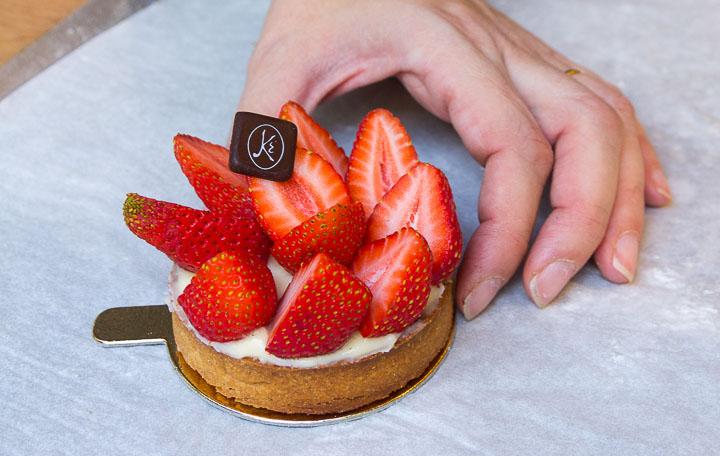 Maison Kayser, pan y bollería con inconfundible sabor francés