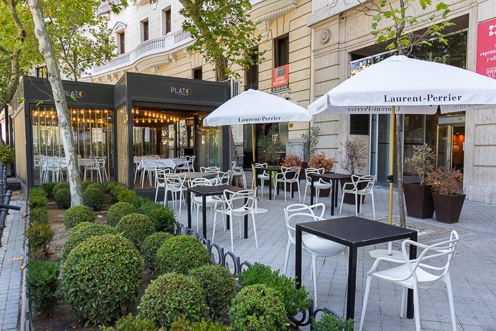Plató Restaurante, un inmejorable escenario para la fusión
