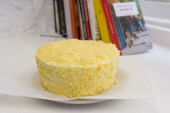 SUFU CAKE COTTON CHEESCAKE La tarta de queso japonesa llega a Madrid