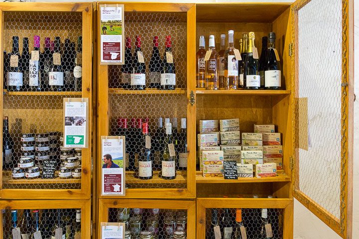 LA FRANCHUTERIA bar y tienda de productos artesanos españoles y franceses