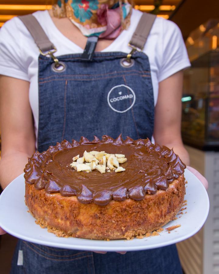 Cocomad Bakery, alfajores argentinos artesanales