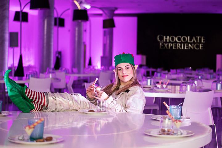 Chocolate Experience, una increíble experiencia inmersiva para esta Navidad