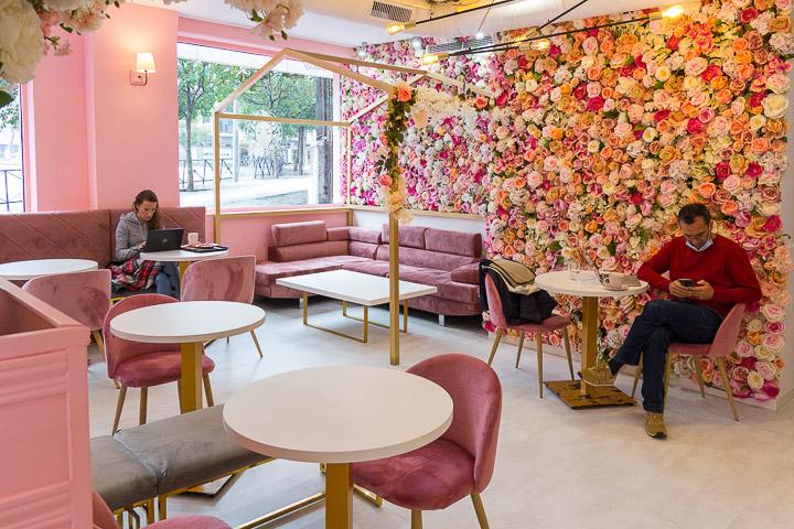 Coco Mocca, el instagrameable café que arrasa en Arganzuela
