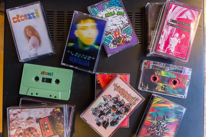 La Cassetería vuelve a poner en el mercado las icónicas cassettes