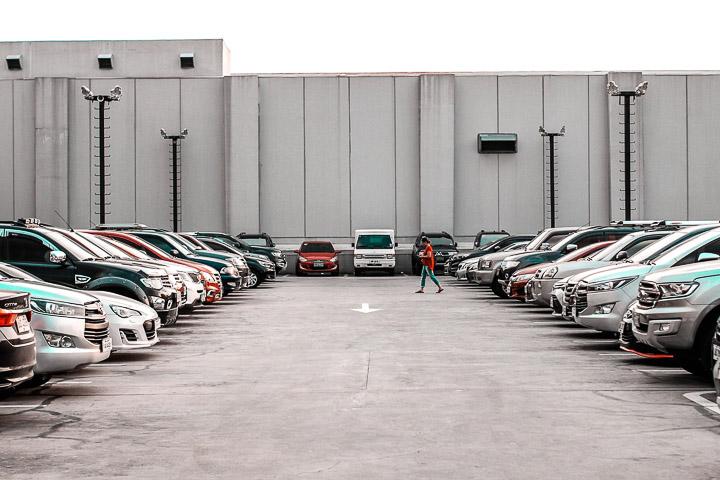 ¿Dónde aparcar en Madrid?