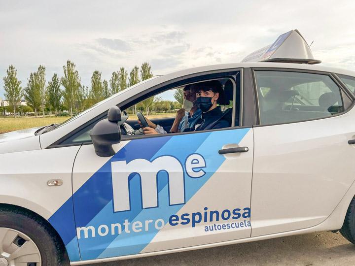 AUTOESCUELA Montero Espinosa la autoescuela más barata de Madrid