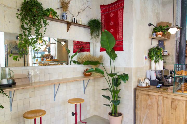 Alma Nomad Bakery, panadería de espíritu viajero en Chamberí