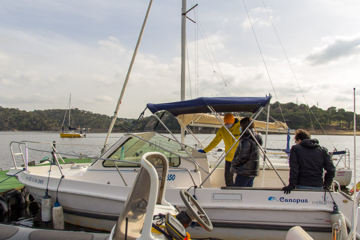 CENAUTICA Licencia de Navegación clases para el PERMISO PARA NAVEGAR EN MADRID