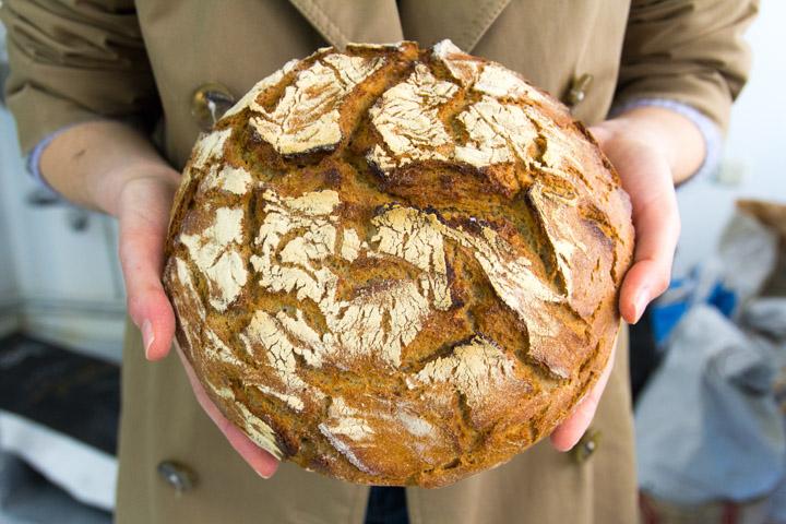 PANDOME pan, repostería y buen rollo en Arganzuela