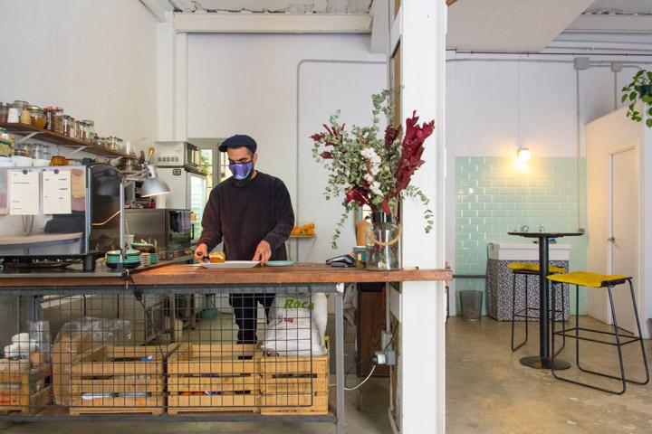 SLOW Cafe Madrid Café de especialidad sin prisa y con mimo