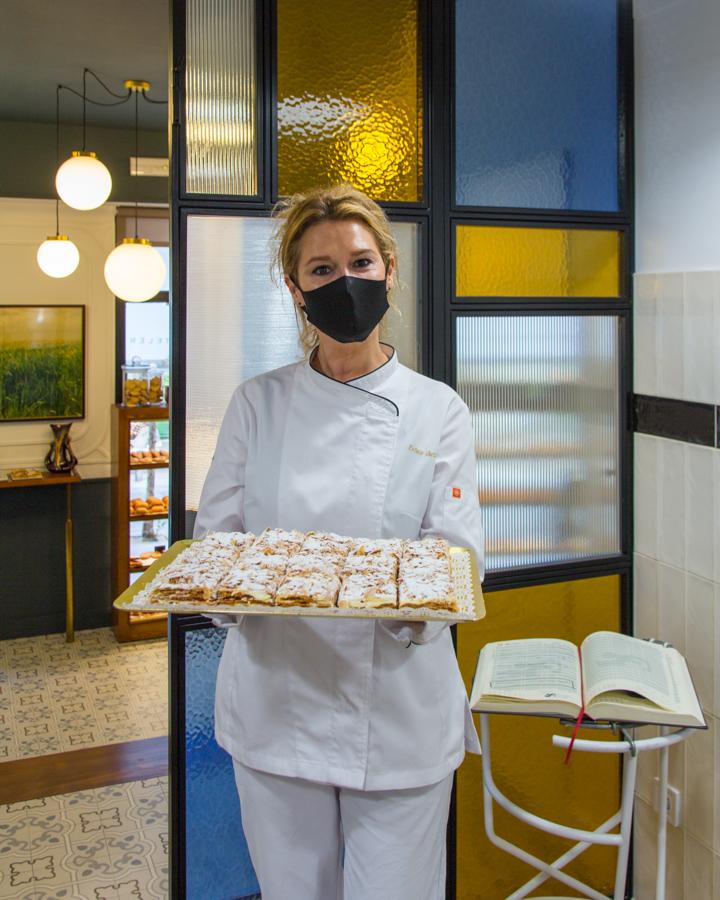 Estela Hojaldre, el secreto más dulce de Cantabria llega a Madrid