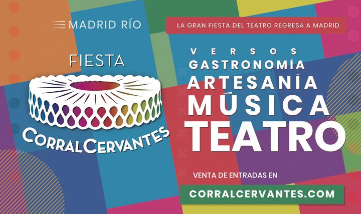 Corral Cervantes vuelva a instalarse en Madrid Río