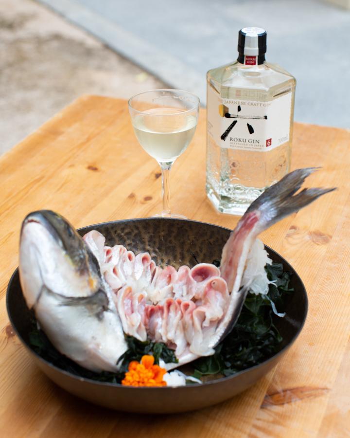 Viaja a Japón sin salir de Madrid con el Japanese Summer de Roku Gin