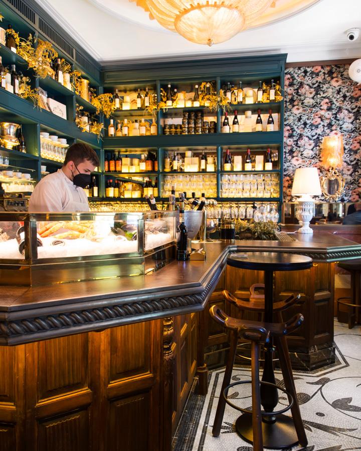 Bar Manero, un sofisticado bar de tapas que lleva el tapeo a otro nivel