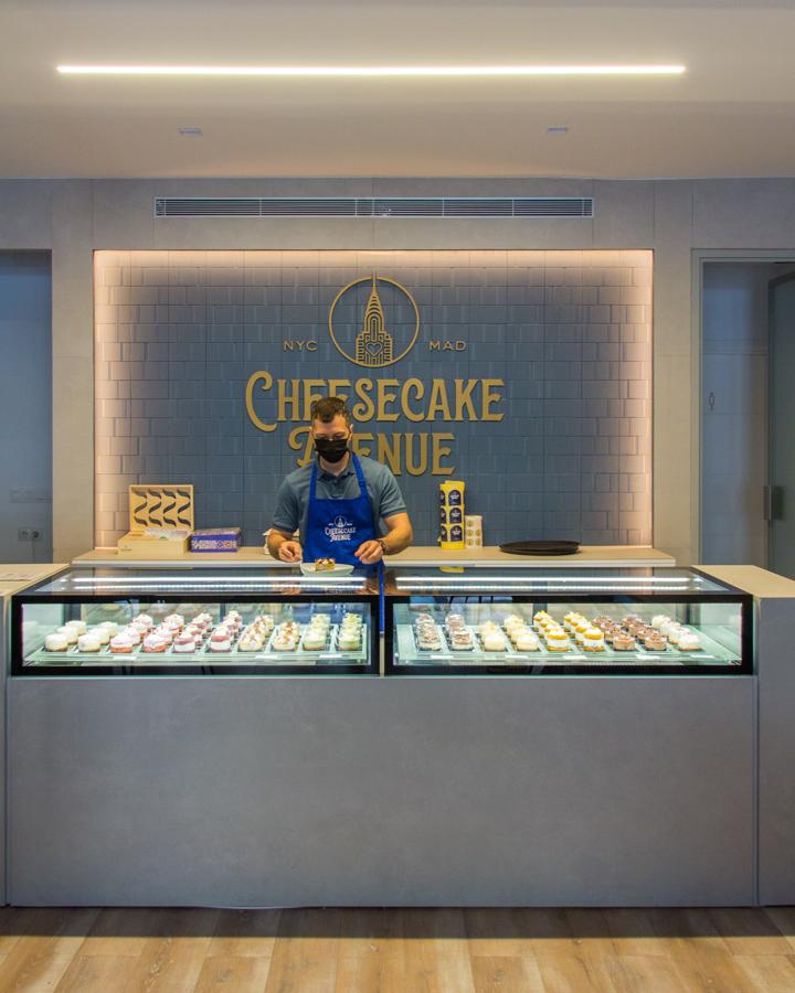 Cheesecake Avenue, la primera tienda especializada en tartas de queso