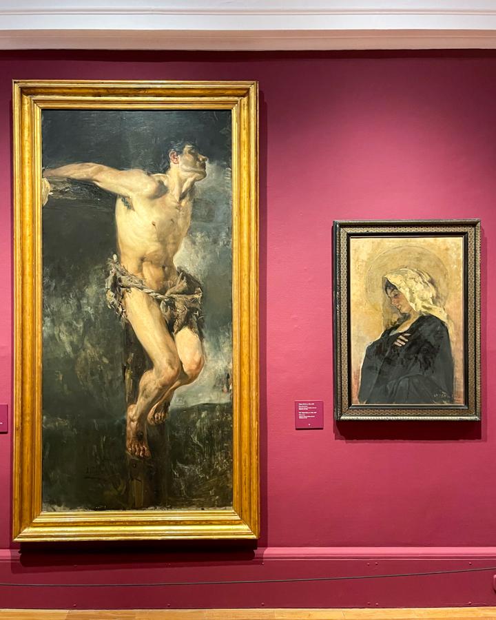 Exposición Tormento y devoción Museo Sorolla