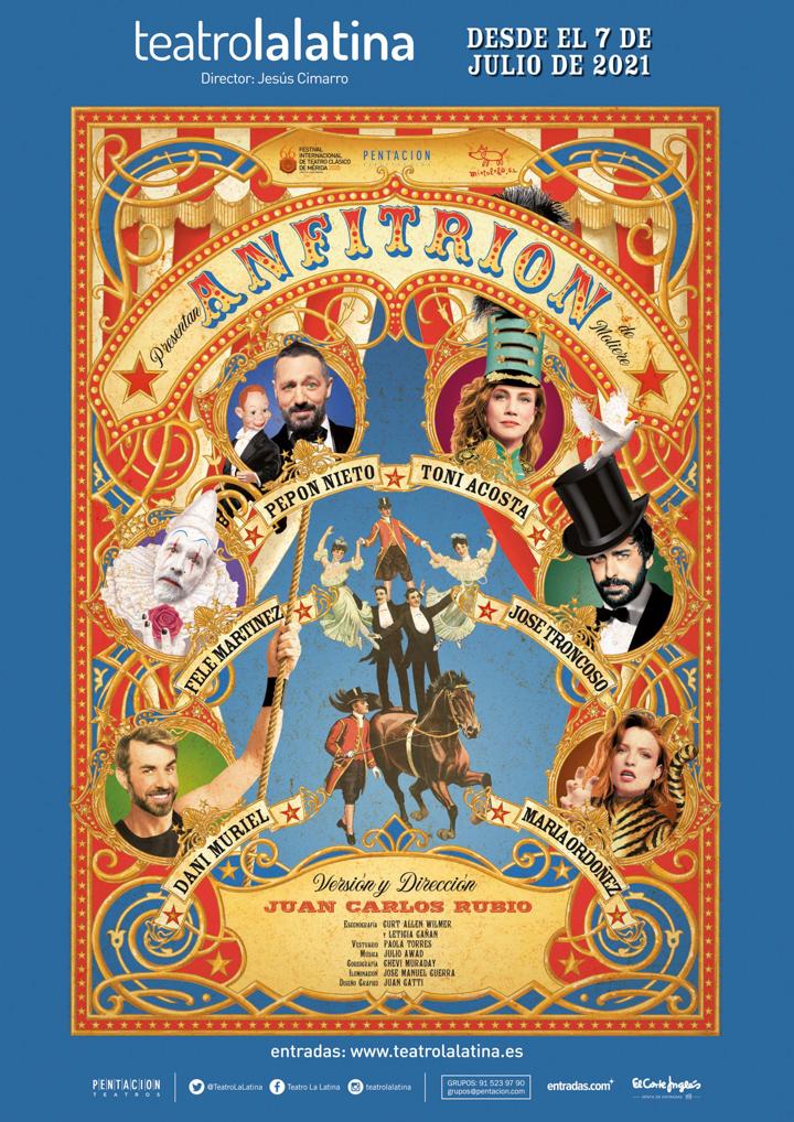 El Anfitrión se instala este verano en el Teatro La Latina