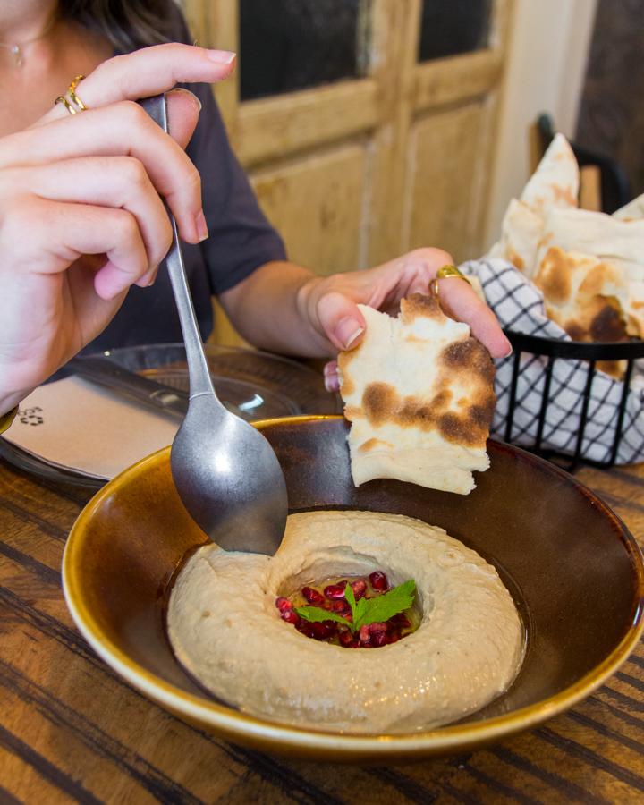 BEIRUTISTA el sabor de Líbano llega a Madrid