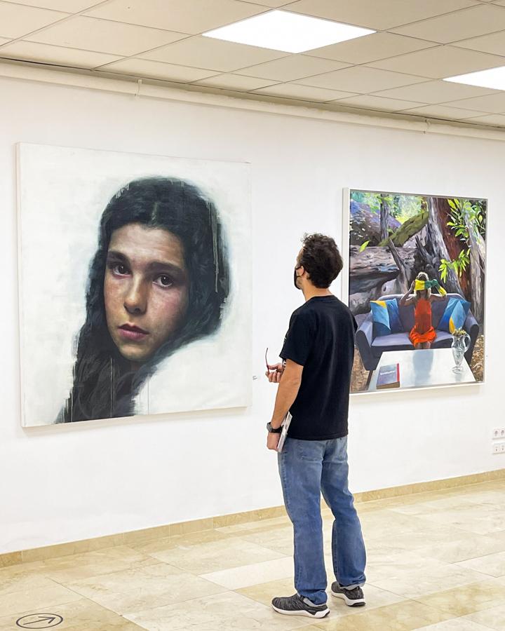 la galería que rompe con lo convencional