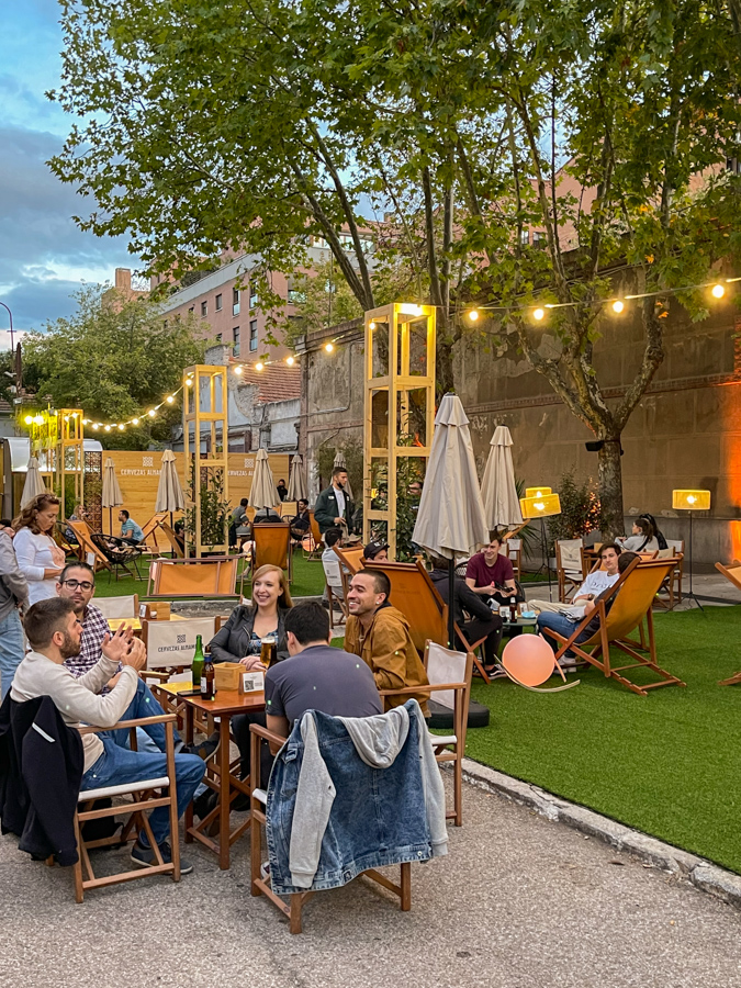 Jardines Cervezas Alhambra se despide con mucha música, cultura y gastronomía