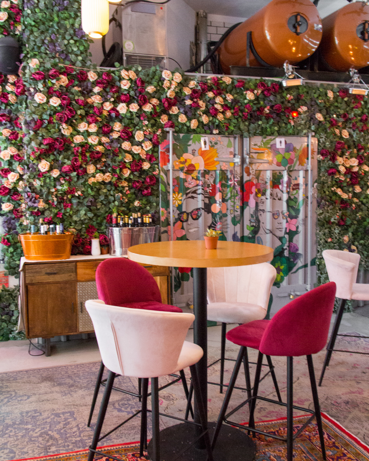 La Florería inaugura la hora del brunch en Ponzano